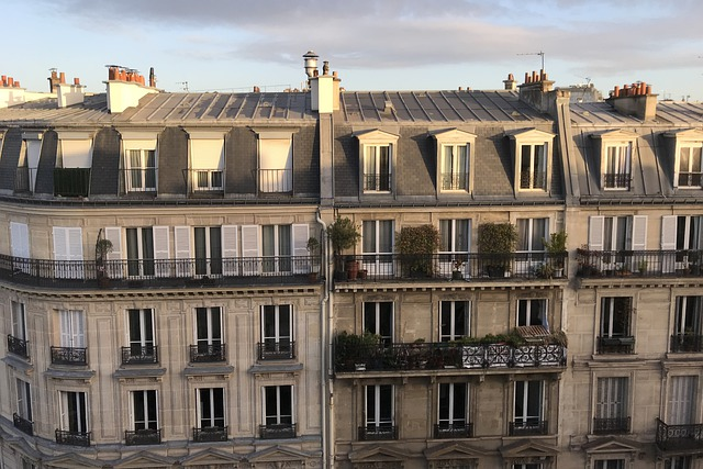 appartement paris vendu