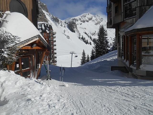 studio ski location